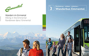 Emmental Hiking Brochure